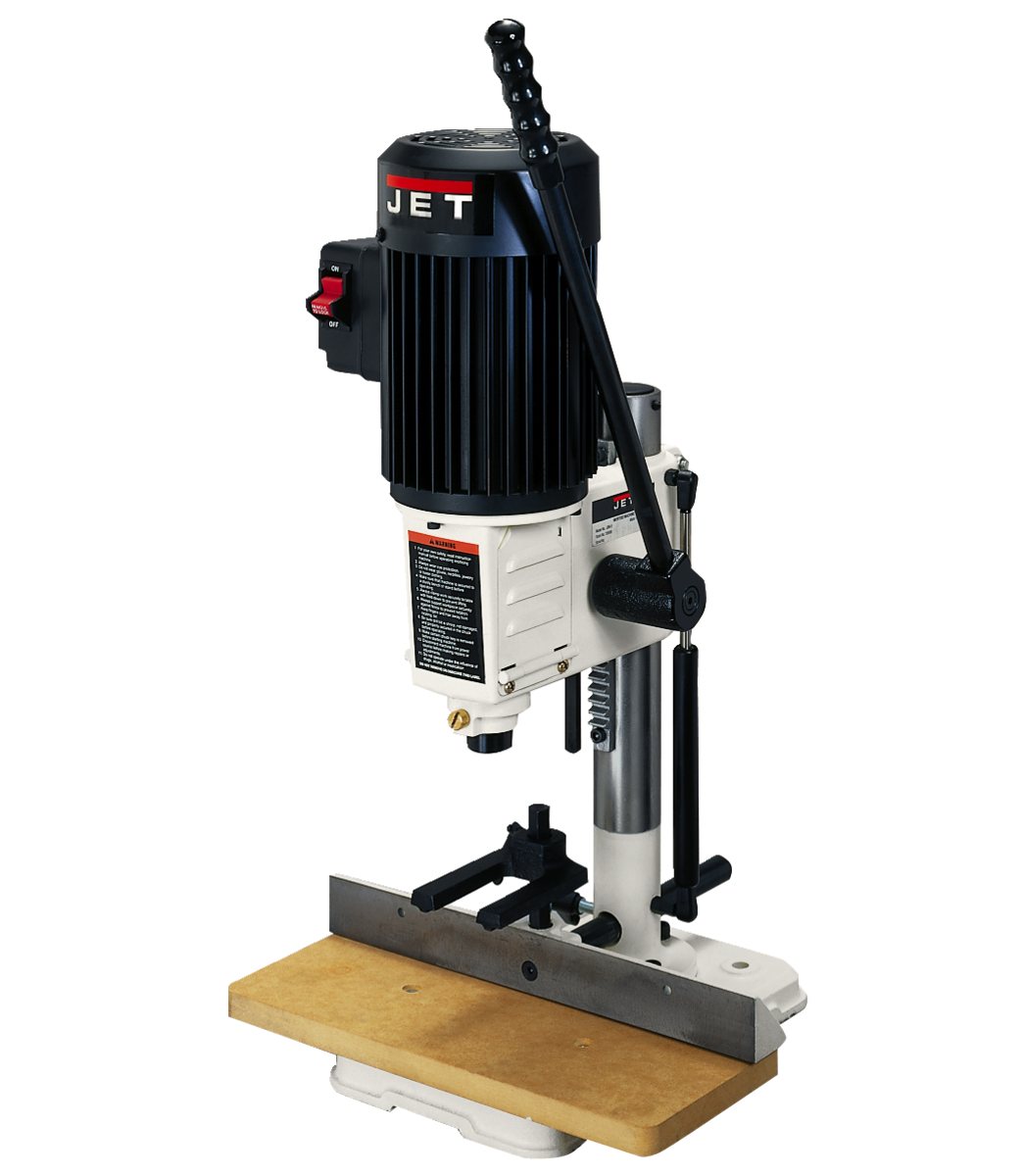 "Benchtop Mortise Machine, 1/2"" Capacity, 1/2HP, 1725 RPM"