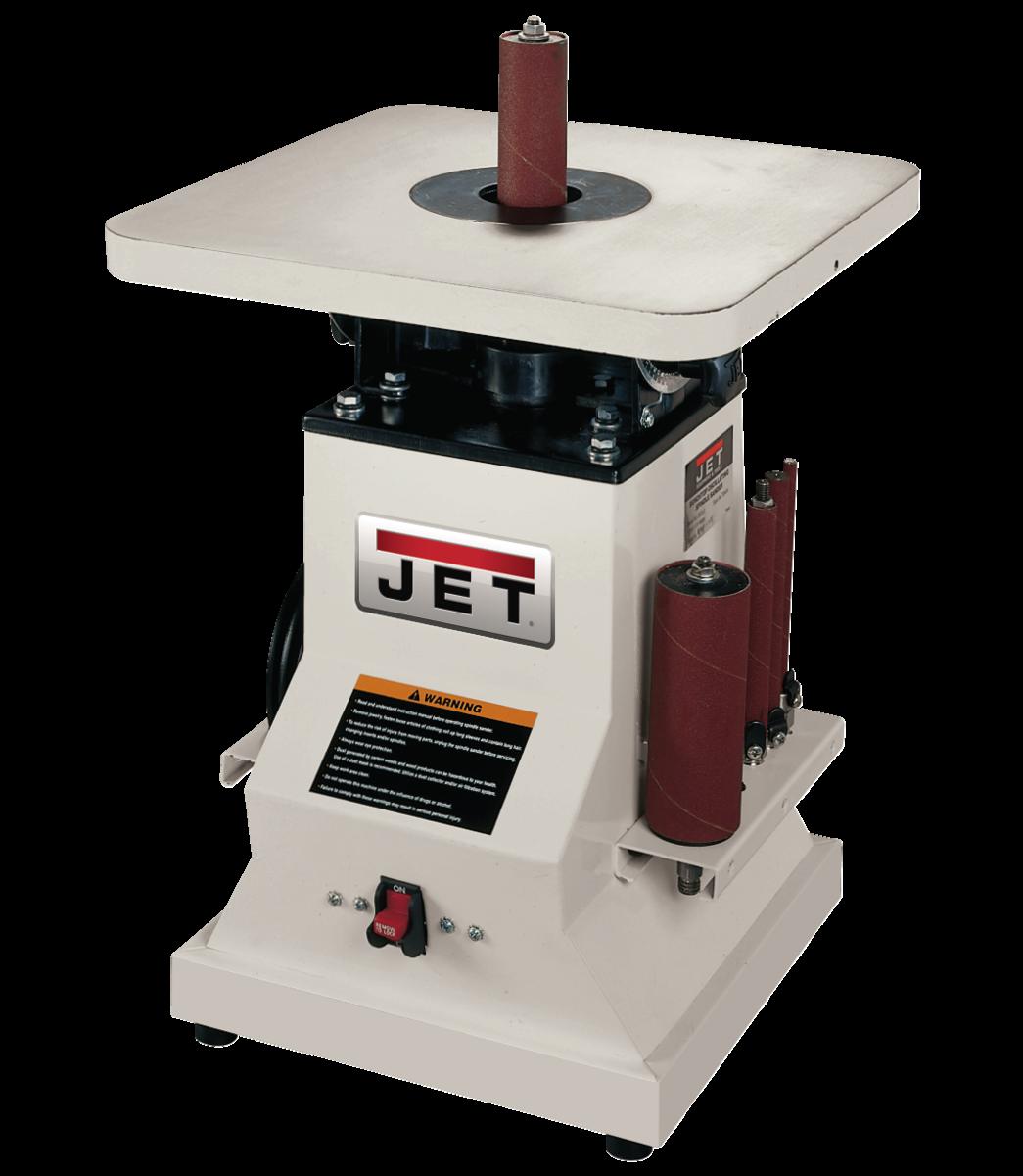 JBOS-5, Benchtop Oscillating Spindle Sander, 1/2HP, 1Ph 115V