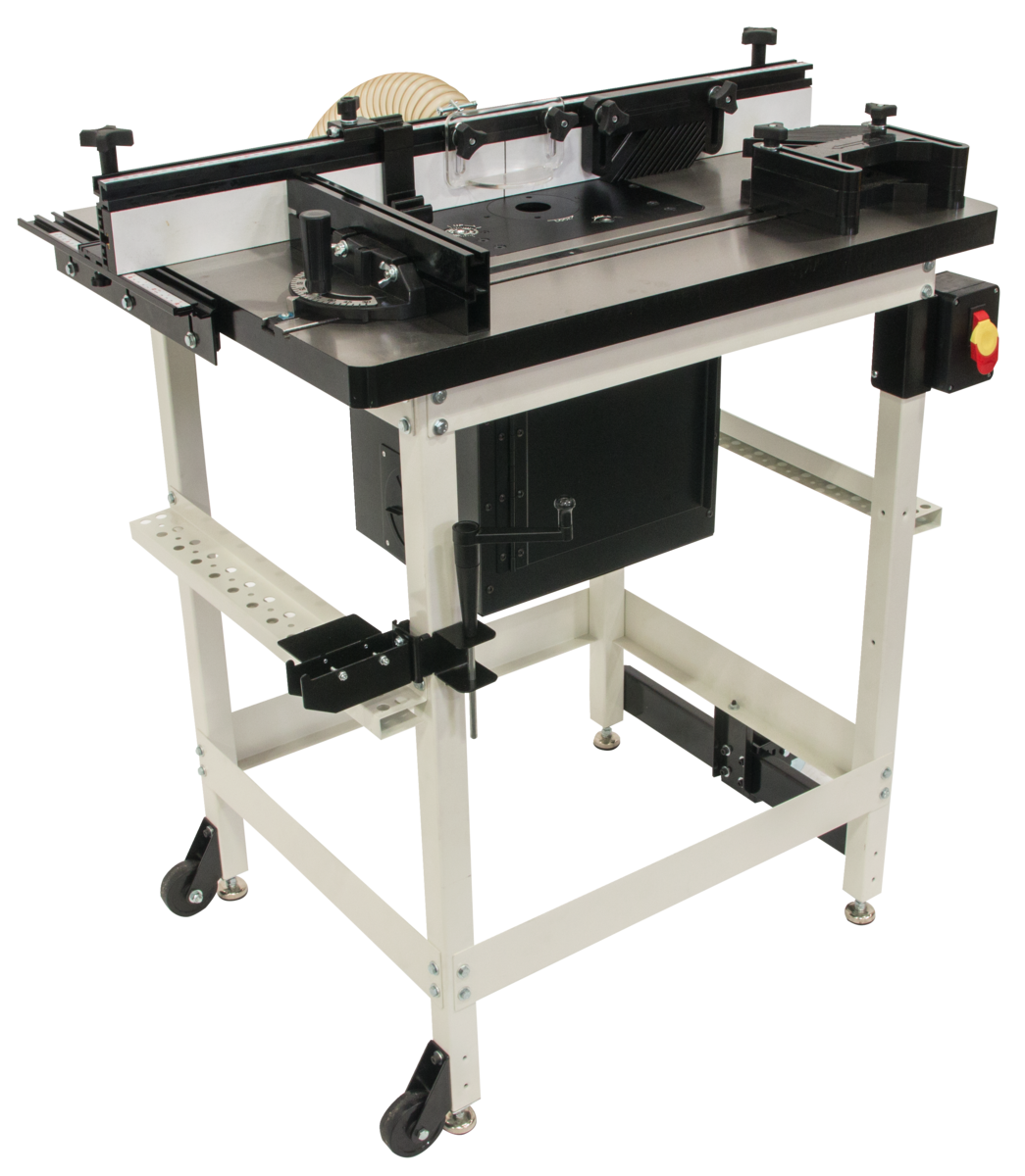 Router Lift with Brake, JRL-912
